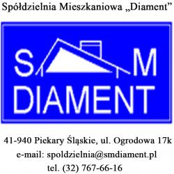 """Spółdzielnia Mieszkaniowa """"Diament"""""""